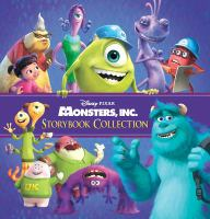 Cover image for Monsters, Inc. storybook collection.