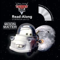 Cover image for Moon Mater : read-along storybook and CD