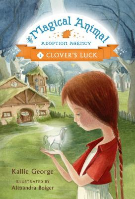 Cover image for Clover's luck