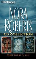 Cover image for Nora Roberts CD collection