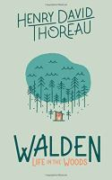 Cover image for Walden  life in the woods