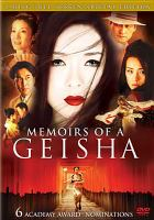 Cover image for Memoirs of a geisha
