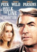 Cover image for I walk the line