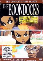 Cover image for The Boondocks The complete first season
