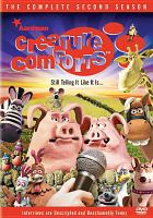 Cover image for Creature comforts The complete second season