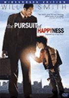 Cover image for The pursuit of happyness