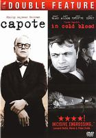 Cover image for Capote ; In cold blood