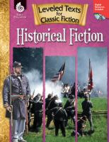 Cover image for Historical fiction