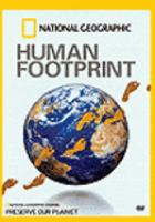 Cover image for Human footprint