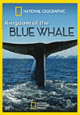 Cover image for Kingdom of the blue whale