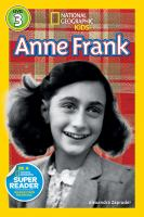 Cover image for Anne Frank