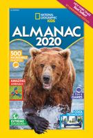 Cover image for National Geographic kids almanac.