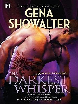 Cover image for The darkest whisper