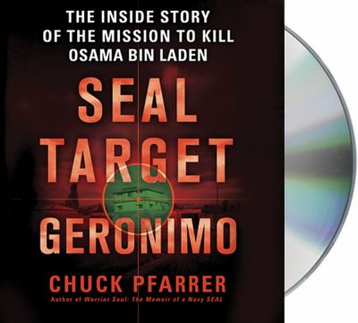 Cover image for SEAL target Geronimo
