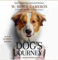 Cover image for A dog's journey another novel for humans
