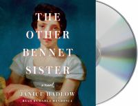 Cover image for The other Bennet sister a novel
