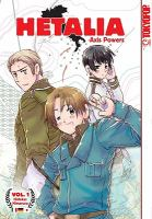 Cover image for Hetalia : axis powers