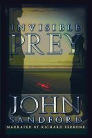 Cover image for Invisible prey