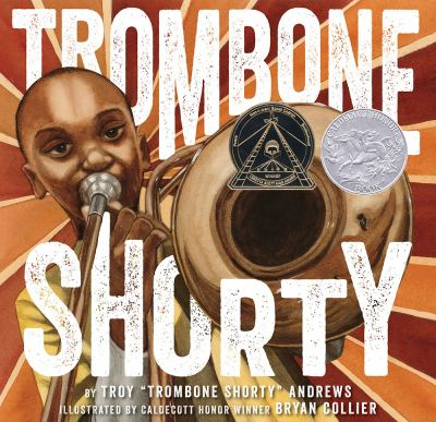 Cover image for Trombone Shorty