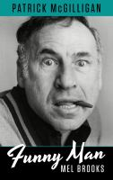 Cover image for Funny man Mel Brooks
