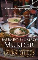 Cover image for Mumbo gumbo murder