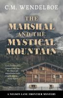 Cover image for The marshal and the mystical mountain
