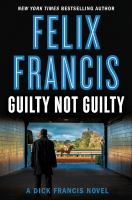 Cover image for Guilty not guilty