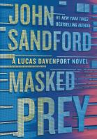 Cover image for Masked prey