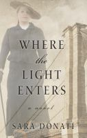 Cover image for Where the light enters