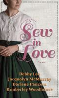 Cover image for Sew in love 4 historical stories