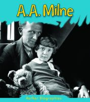 Cover image for A.A. Milne
