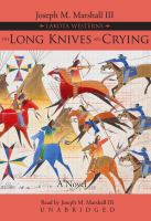 Cover image for The long knives are crying
