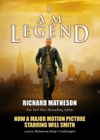 Cover image for I am legend and other stories