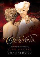 Cover image for Casanova