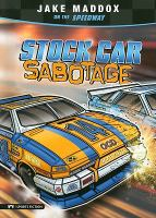 Cover image for Stock car sabotage