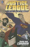 Cover image for Justice League unlimited
