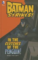 Cover image for The Batman strikes!