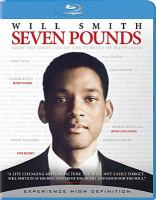 Cover image for Seven pounds