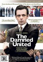 Cover image for The damned United