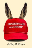 Cover image for Shakespeare and Trump