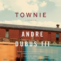 Cover image for Townie a memoir