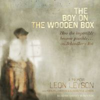 Cover image for The boy on the wooden box