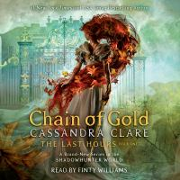 Cover image for Chain of gold