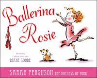Cover image for Ballerina Rosie