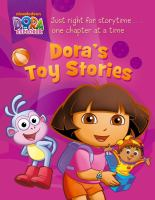 Cover image for Dora's toy stories