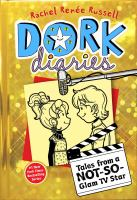 Cover image for Dork diaries : Tales from a not-so-glam tv star Dork Diaries Series, Book 7.
