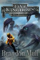 Cover image for Five Kingdoms Sky raiders