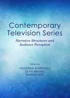 Cover image for Contemporary television series  narrative structures and audience perception