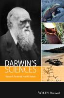 Cover image for Darwin's sciences  how Charles Darwin voyaged from rocks to worms in his search for facts to explain how the earth, its geological features, and its inhabitants evolved