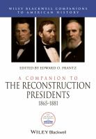 Cover image for Companion to Reconstruction presidents
